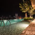Swimming pool [outdoor] Expressionz Professional Suites By Mad KL Stay