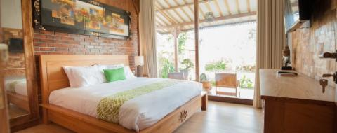 ห้องพัก Apple Resort Retreat Spa