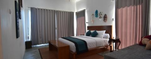 Room Wanagiri Cosmic Nature Villa
