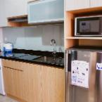 Featured Image Modern and Comfortable Studio Menteng Park Apartment with City View