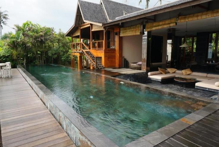Featured Image Villa With 4 Bedrooms in Kabupaten de Tabanan, With Wonderful sea View, Private Pool, Enclosed Garden