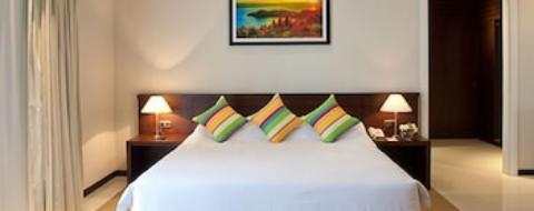 Room The Hill Hotel & Resort Sibolangit