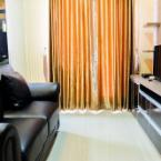 Featured Image Best Homey 2BR Apartment Puri Park View