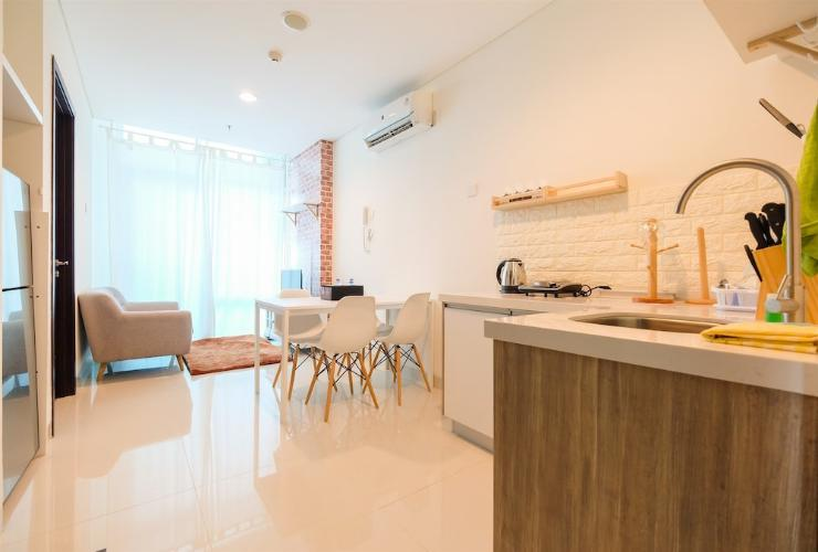 Featured Image Spacious Brooklyn Apartment near Alam Sutera