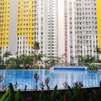 Featured Image Modern and Cozy 2BR @Springlake Bekasi Apartment