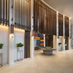 Interior Entrance Andaz Singapore - a concept by Hyatt