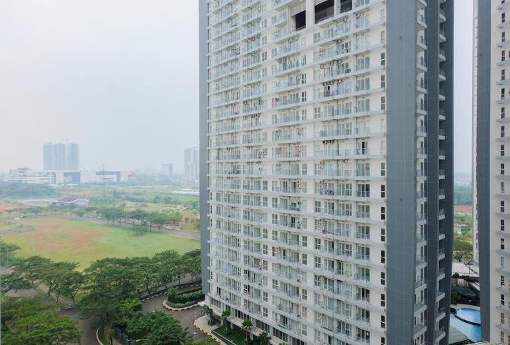 Foto Utama Clean 1BR Saveria Apartment