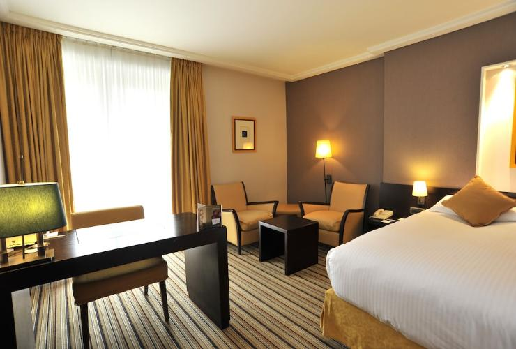 Featured Image Parker Hotel Brussels Airport