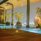 Featured Image Luxurious 2BR Four Winds Apartment near Senayan