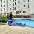 Featured Image Cozy Studio at Bassura Apartment near to Bassura Mall