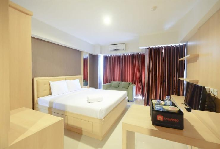 Featured Image Comfortable and Modern Studio Apartment near Cawang and MT Haryono