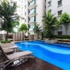 Featured Image Chic and Cozy 3BR Apartment at Publika