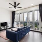 Featured Image Charming 3BR Suite With Spectacular Views of Klcc!
