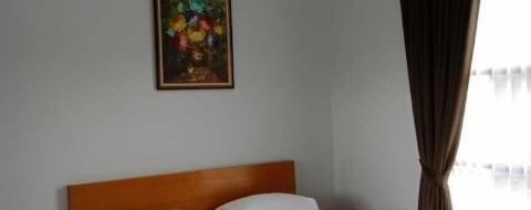 Room Villa Fahim 2 Puncak 4 Bedroom