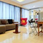 Featured Image Spacious Studio Apartment The Mansion At Kemang