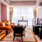 Featured Image Cozy Pool View Kemang Village Residence Apartment with Direct Access to Mall