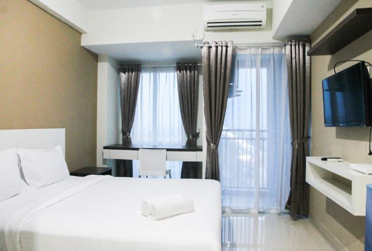 Featured Image Nice Furnished Studio Apartment @ Grand Dhika City