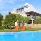 Featured Image Villa With 7 Bedrooms in Sesimbra, With Wonderful sea View, Private Pool, Furnished Garden - 2 km From the Beach