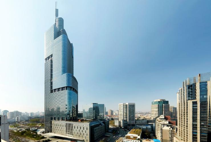 Featured Image InterContinental Nanjing
