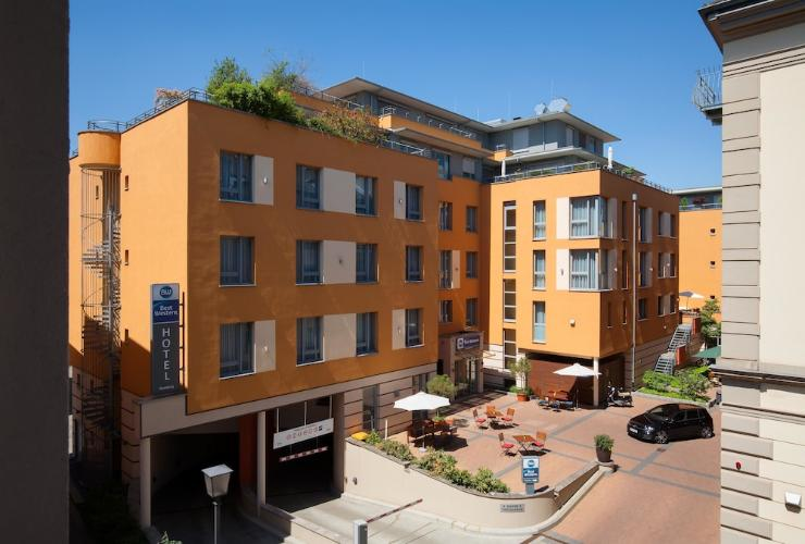 Featured Image Best Western Hotel Bamberg