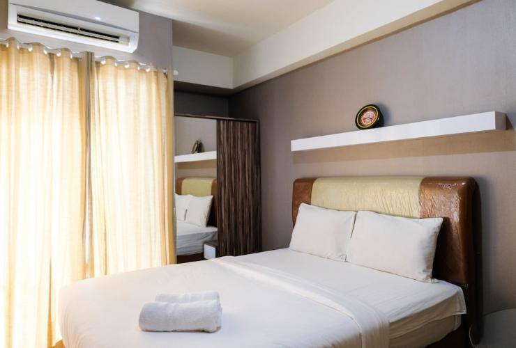 Featured Image Homey Studio Room at Serpong Greenview Apartment
