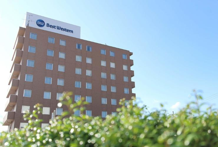 Featured Image Best Western Yamagata Airport