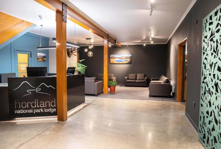 Fiordland National Park Lodge Southland District New Zealand