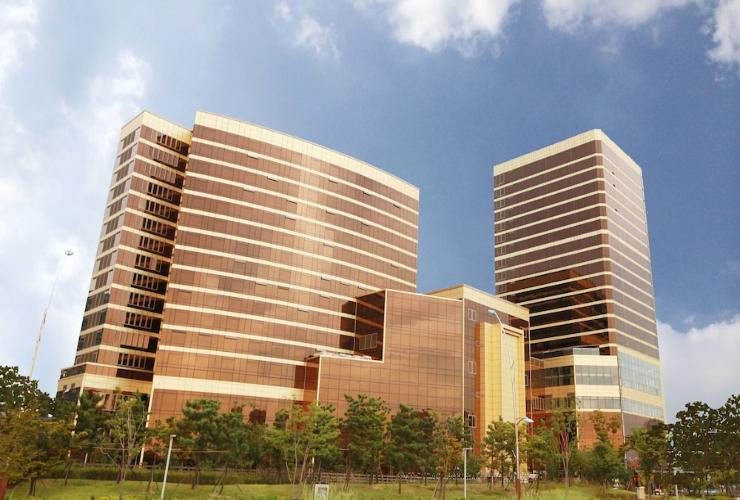 Featured Image The Central Park Hotel Songdo