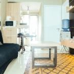 Featured Image Modern 2BR Apartment @Seasons City