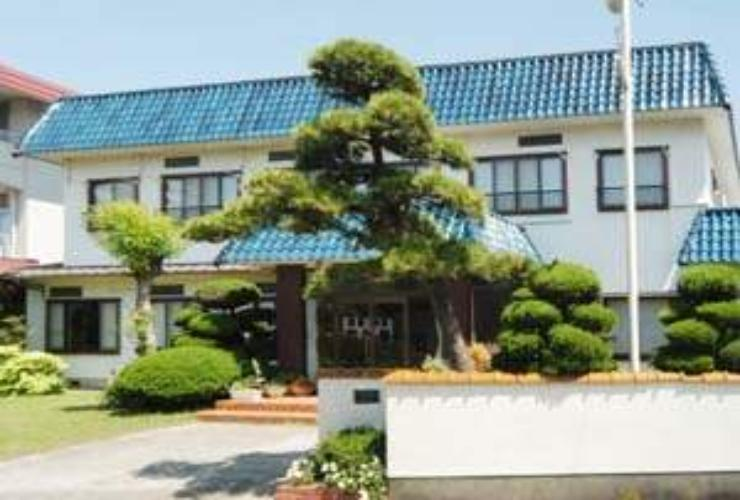 Exterior Guest house Fujiiso