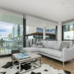 Featured Image QV Brand New City Apartment (815)