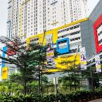 Featured Image Pool View 2BR with Sofa Bed Bassura City Apartment