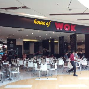 House of Wok Grand City