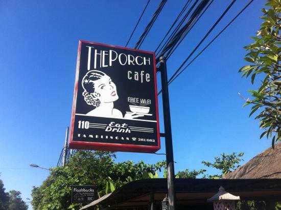 Foto luar The Porch Cafe