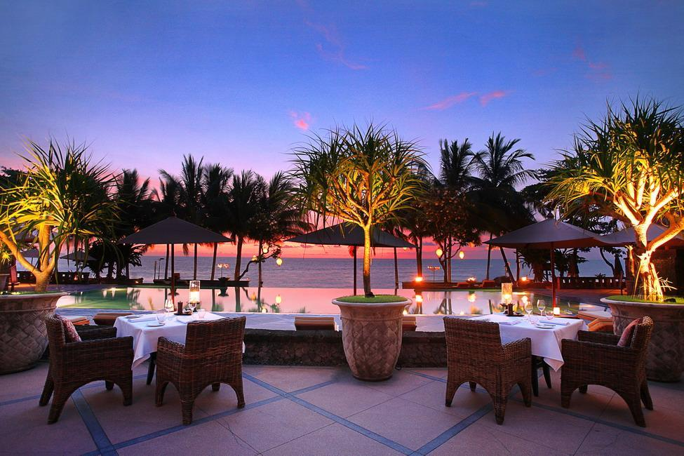 The Restaurant at The Legian Bali