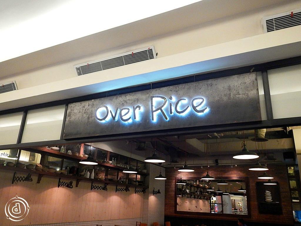 Over Rice
