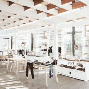 BŪRO Collaborative Concept Store