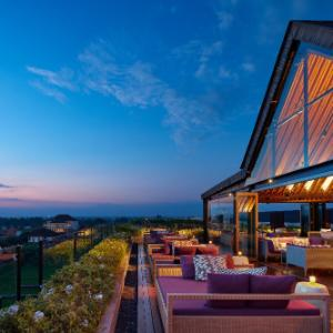 Above Rooftop Lounge & Bar at Four Points Bali