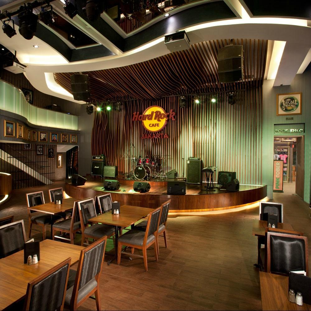 Hard Rock Cafe - Pacific Place