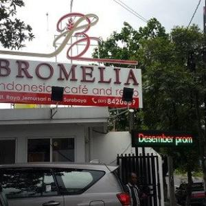 Bromelia Indonesian Cafe and Resto