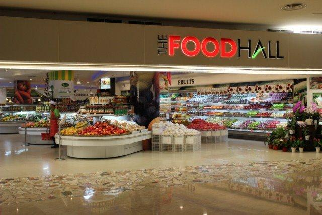 Foto luar The Foodhall Kitchen - Plaza Senayan