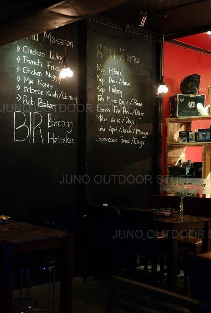 JUNO Outdoor Stuff Cafe