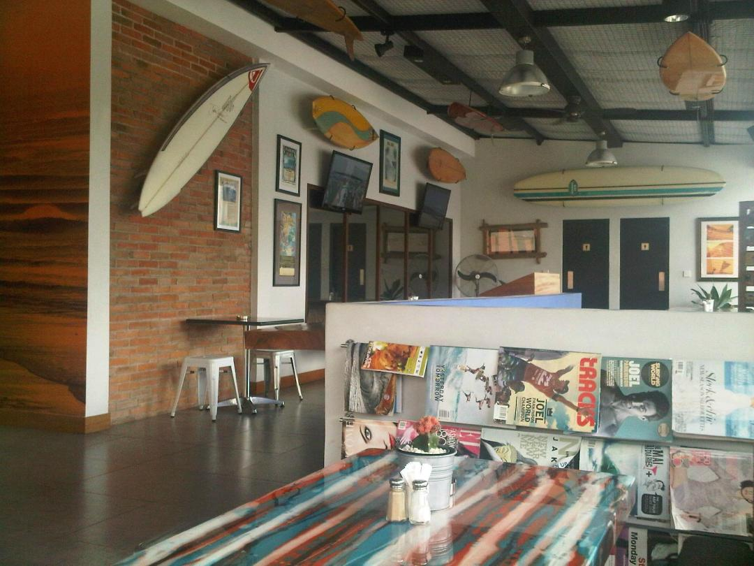 Boardriders Cafe Bali
