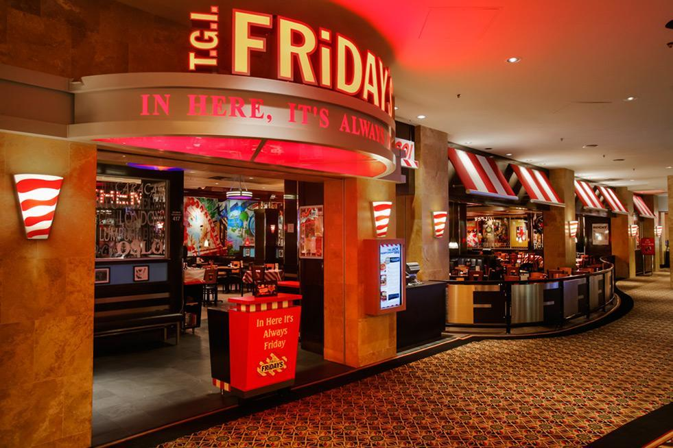 TGI Friday's - Senayan (none)