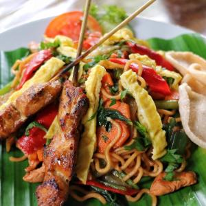 Balinese Home Cooking