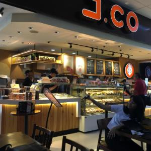 J.CO Donuts & Coffee - Mall of Indonesia