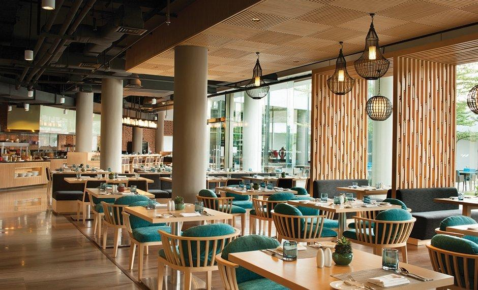 OPEN} Restaurant at DoubleTree Hotel by Hilton