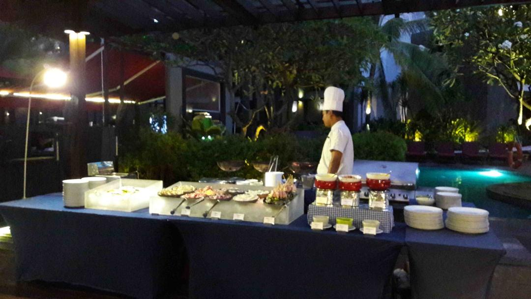 The Deli at Pullman Bali Legian Beach
