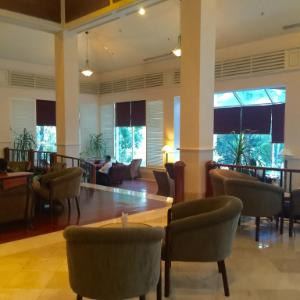 Maxis Lounge at Bandara International Hotel