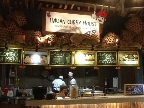 Indian Curry House Eat and Eat
